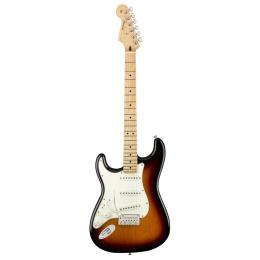 Fender Player Stratocaster Left-Handed MN 3TS - Guitarra zurda