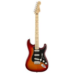 Fender Player Stratocaster Plus Top MN ACB - Guitarra eléctrica
