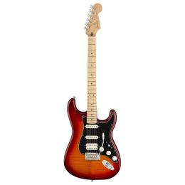 Fender Player Stratocaster HSS Plus Top MN ACB - Guitarra eléctrica