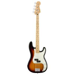Fender Player Precision Bass MN 3TS - Bajo eléctrico