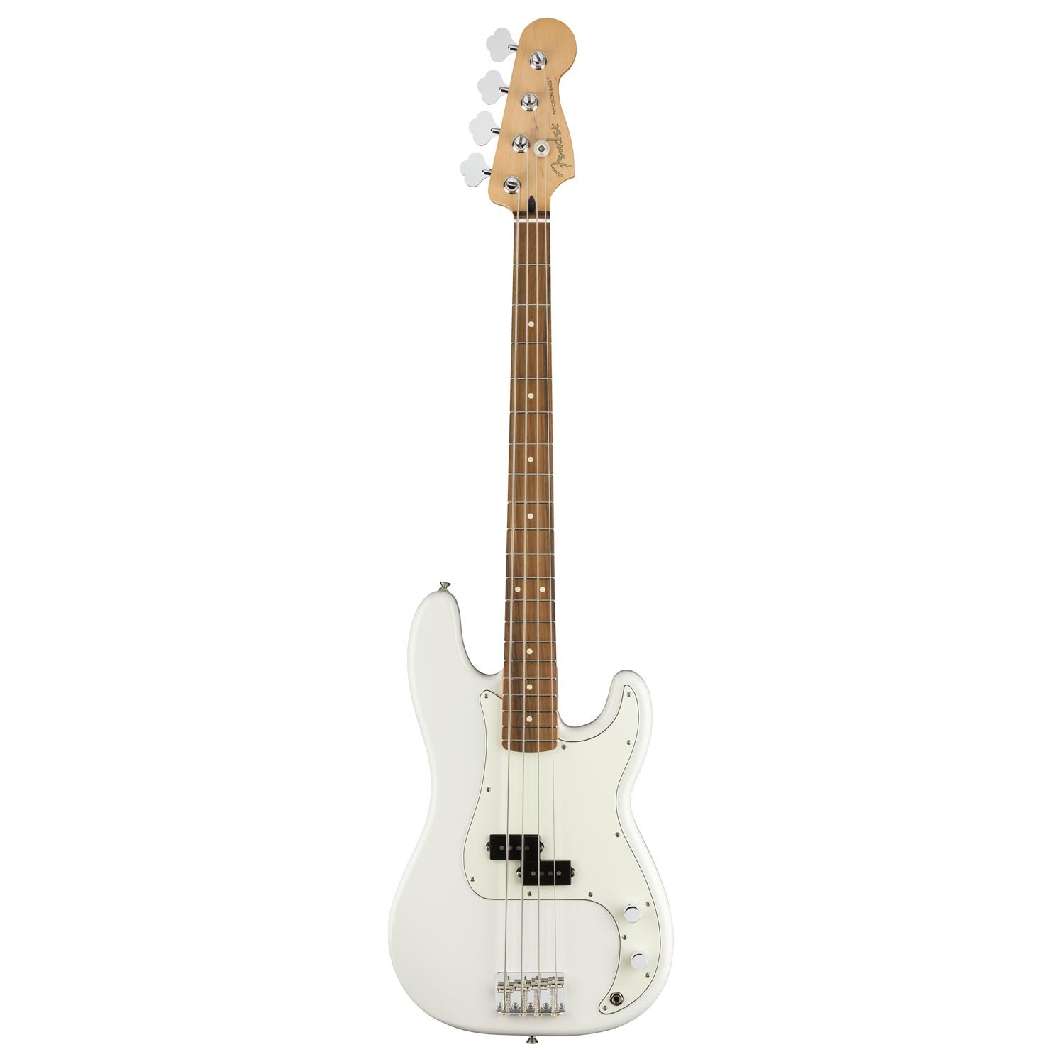 Fender Player Precision Bass PF PWT - Bajo eléctrico