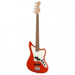 Fender Player Jaguar Bass PF SRD - Bajo eléctrico offset