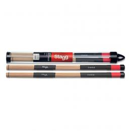 Stagg SMS2 Maple Multisticks - Baquetas rods arce