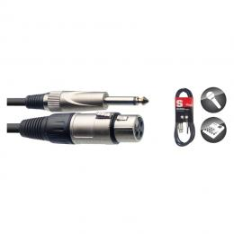 Stagg SMC6XP XLR-Jack Cable - Cable micrófono