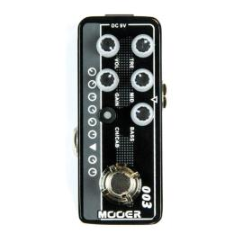 Mooer Micro PreAMP 003 Power Zone - Previo guitarra pedal