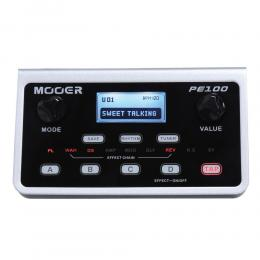 Mooer PE100 Portable Guitar Effects - Multiefectos guitarra