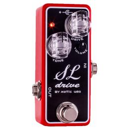 Xotic Effects SL Drive Red Edition Limited - Pedal overdrive