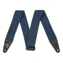 Fender Supersoft Strap Blue - Correa guitarra bajo