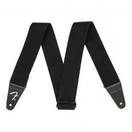 Fender Supersoft Strap Black - Correa guitarra bajo