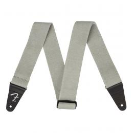 Fender Supersoft Strap Grey - Correa guitarra bajo