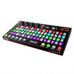 Akai Fire - Controlador para Fruity Loops Studio