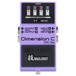 Boss Dimension Chorus DC-2W Waza Craft - Pedal chorus