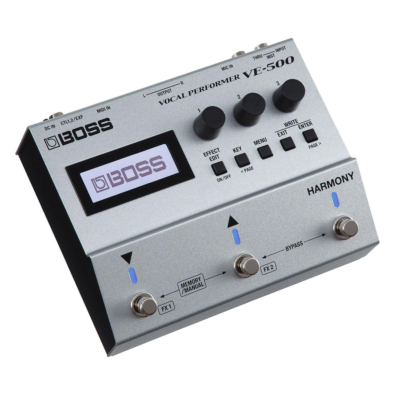 Boss VE-500 Vocal Performer - Procesador vocal
