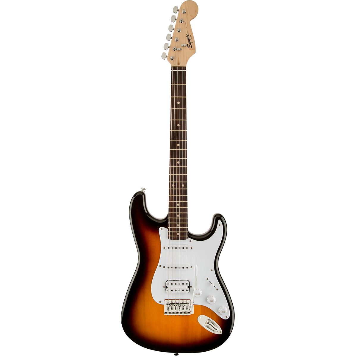 Squier Bullet Stratocaster with Tremolo HSS IL BSB - Guitarra strat