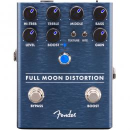 Fender Full Moon Distortion - Pedal de efectos para guitarra