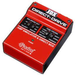 Radial Engineering JDX Direct-Drive - Caja de inyección