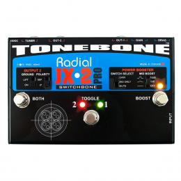 Radial Engineering Tonebone JX-2 Pro Switchbone - Conmutador