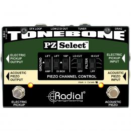 Radial Engineering Tonebone PZ-Select - Conmutador instrumentos