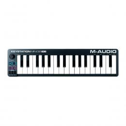 M-Audio Keystation Mini 32 MK3 - Teclado controlador USB/MIDI