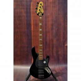 Sandberg California Grand Dark Matt Black - Bajo custom