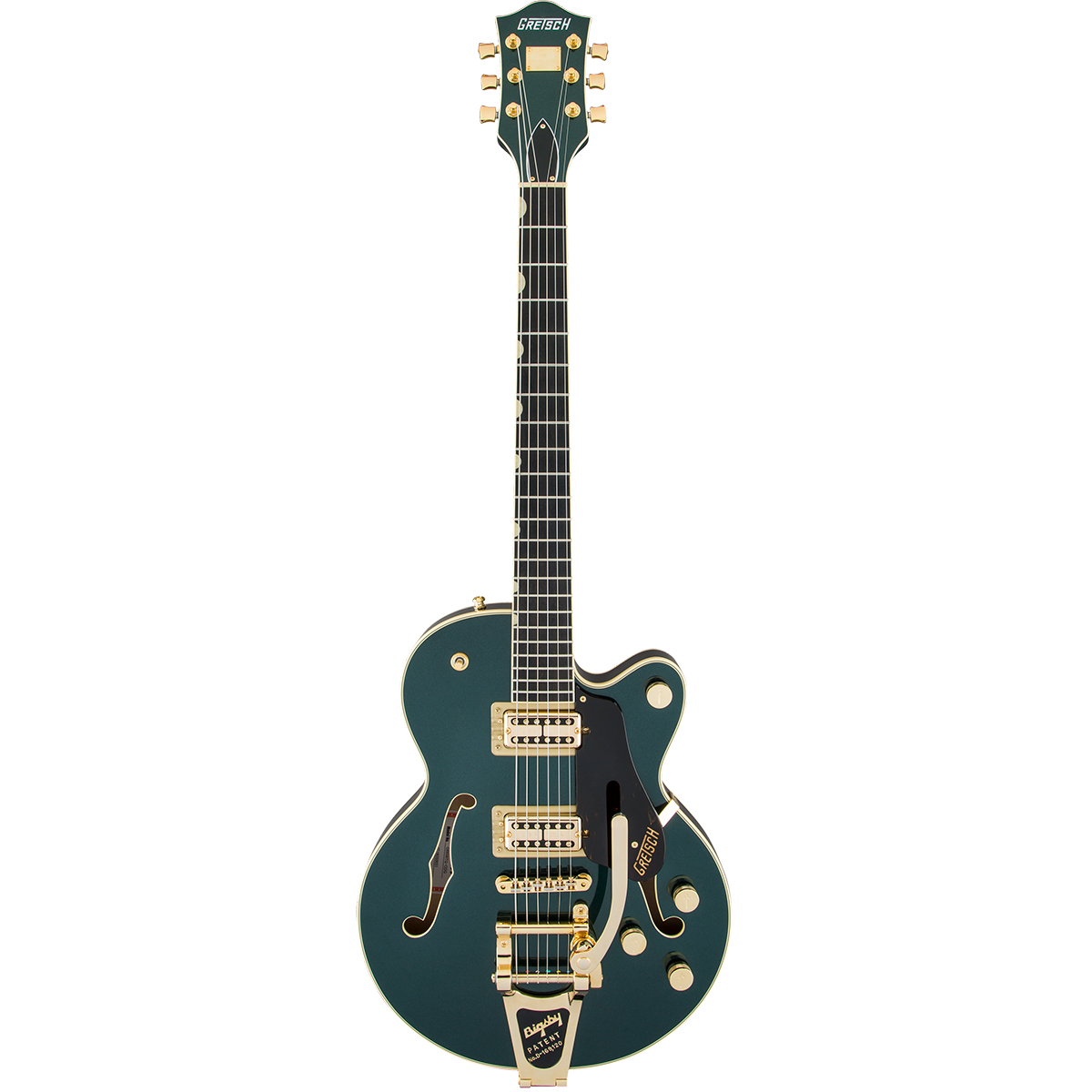 Gretsch G6659TG Players Edition Broadkaster JR CGR  - Guitarra