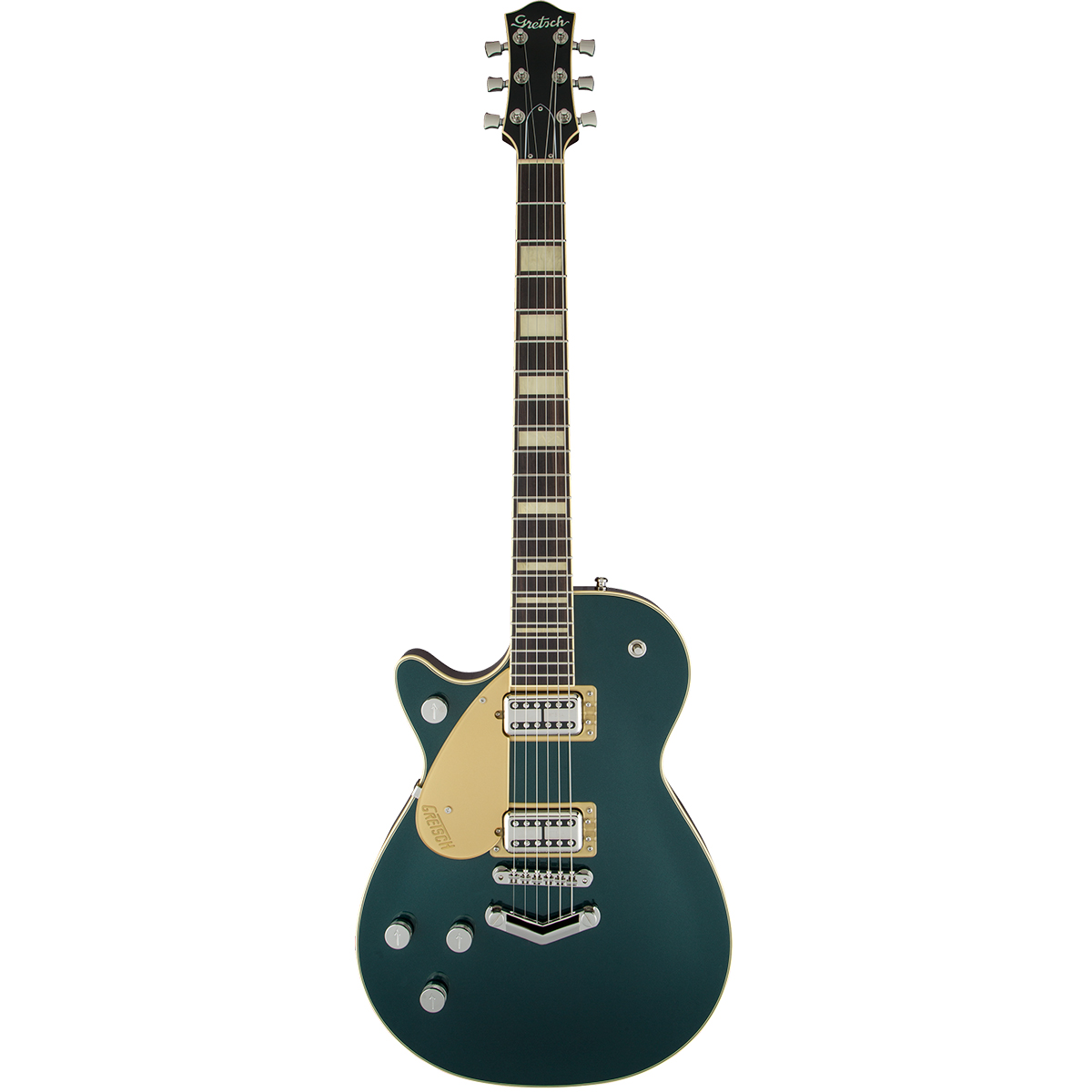 Gretsch G6228 Players Edition Jet BT LH CGR  - Guitarra zurda