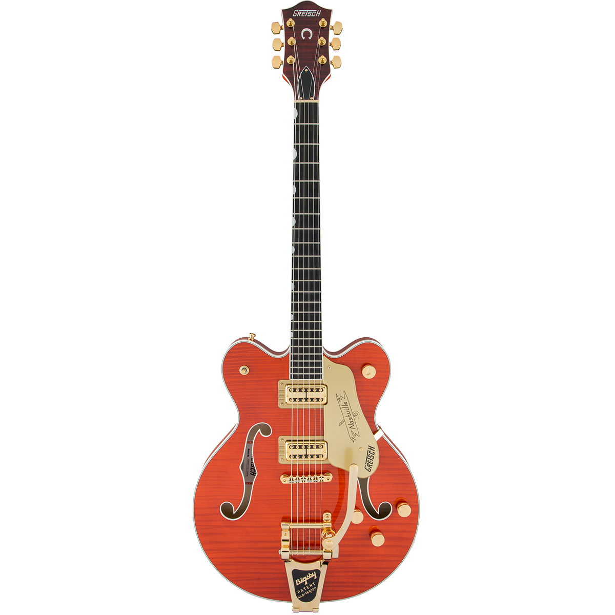 Gretsch G6620TFM Players Edition Nashville ORS  - Guitarra