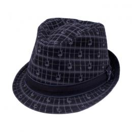 Fender Fedora Hat Black L/XL - Sombrero regalo Fender