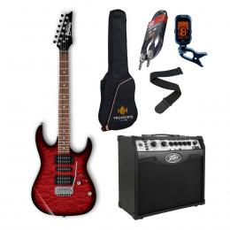 Pro Pack Ibanez GRX70QA-TRB + Peavey Vypyr VIP 1 - Pack guitarra