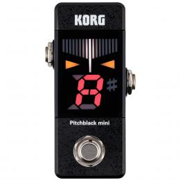 Korg Pitchblack Mini - Afinador pedal