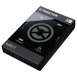 Native Instruments Traktor Audio 2 MkII - Interface de audio