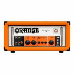 Orange Custom Shop 50 - Cabezal de guitarra