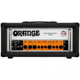 Orange Rockerverb 100H Mk3 BK - Cabezal de guitarra