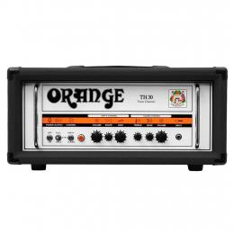 Orange TH30H BK - Cabezal de guitarra a válvulas