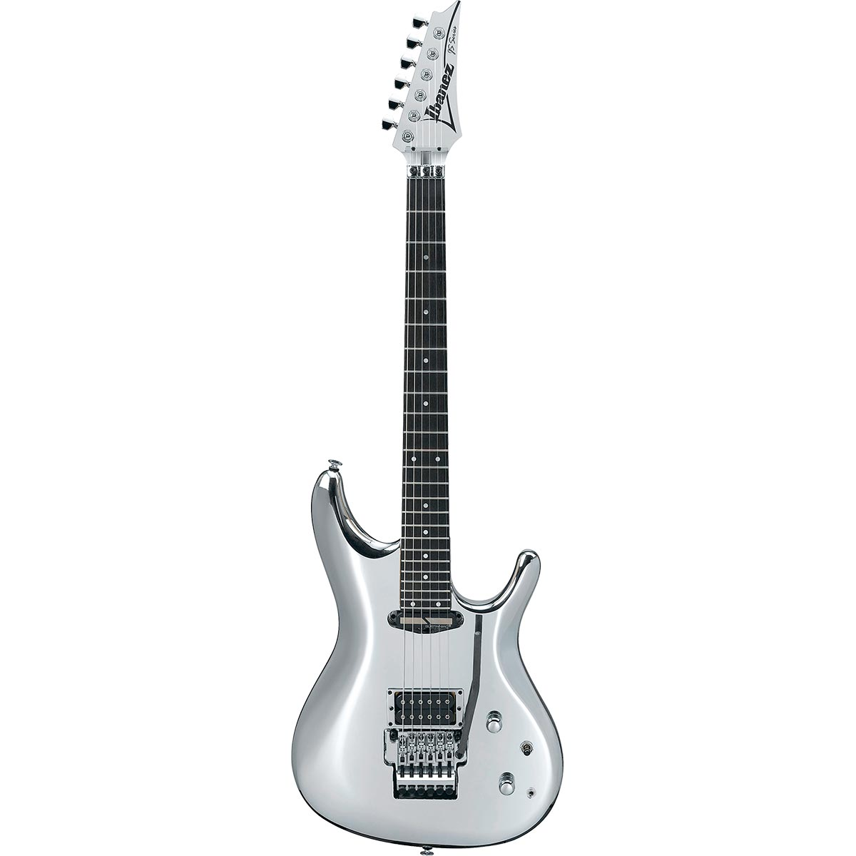 Ibanez JS1CR Chrome Boy - Guitarra eléctrica Joe Satriani
