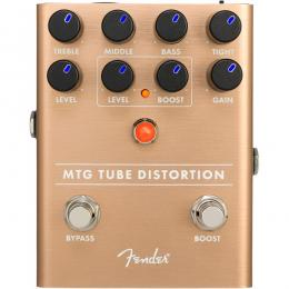 Fender MTG Tube Distortion - Pedal de distorsión