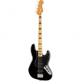 Squier Classic Vibe 70s Jazz Bass MN BLK - Bajo eléctrico