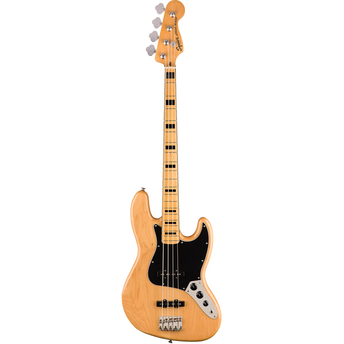Squier Classic Vibe 70s Jazz Bass MN NAT - Bajo eléctrico