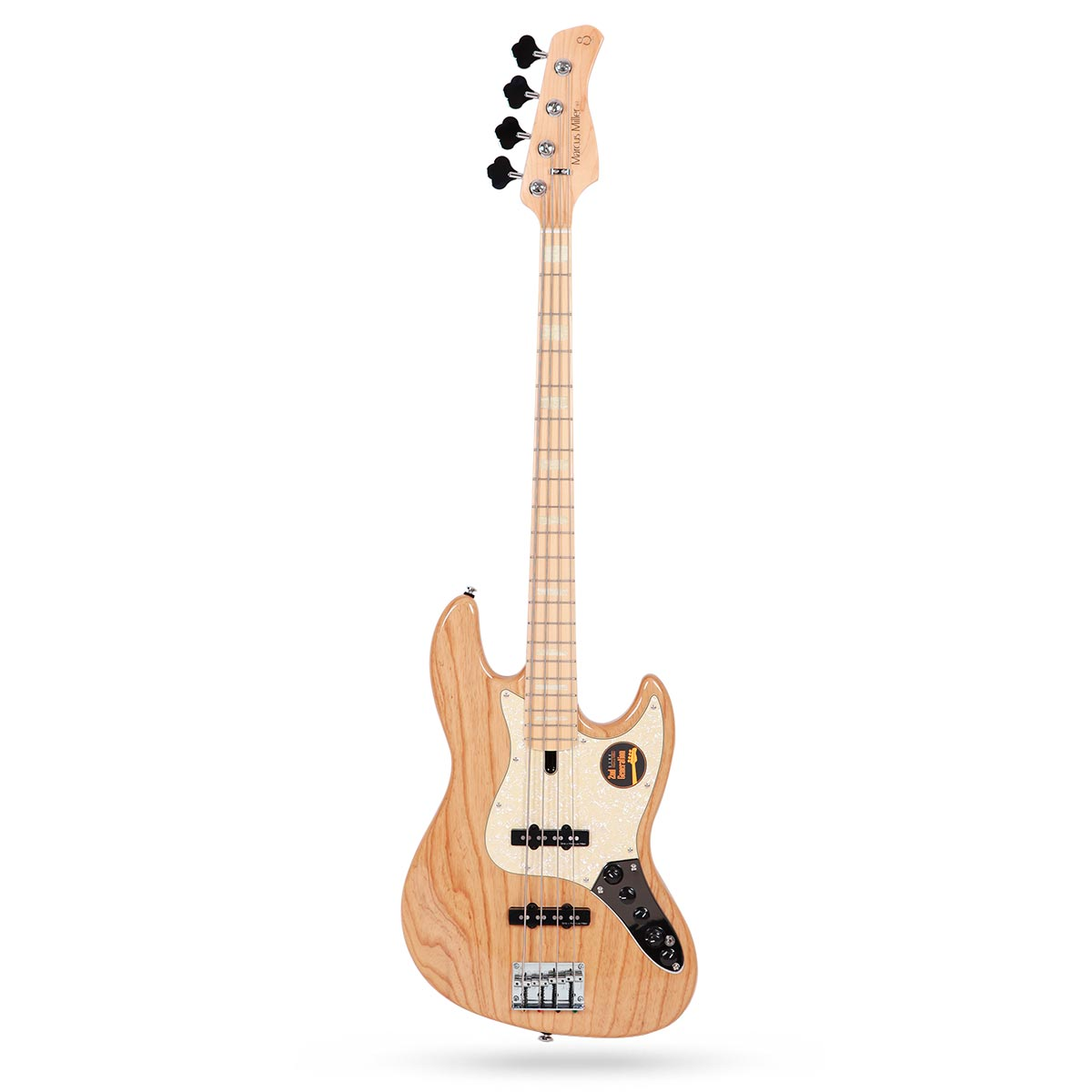 Sire Marcus Miller V7 Swamp Ash-4 (2nd Gen) NAT - Bajo Jazz Bass