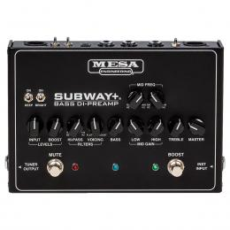 Mesa/Boogie Subway Plus Bass DI Preamp - Preamplificador bajo