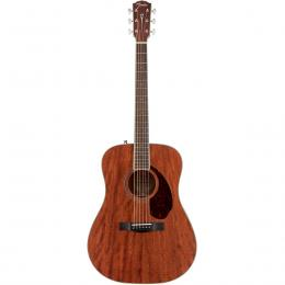 Fender PM-1 Standard Dreadnought All-Mahogany OV NE - Guitarra