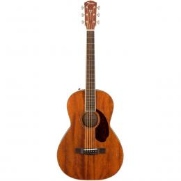 Fender PM-2 Parlor All-Mahogany OV NE - Guitarra parlor