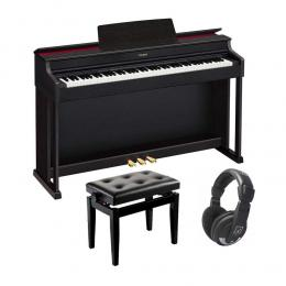 Casio Celviano AP-470 BK Set - Set piano digital con banqueta