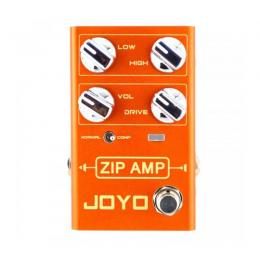 Pedal overdrive Joyo R-04 Zip Amp Compressor Overdrive