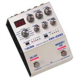 Pedal delay guitarra Boss DD-200 Digital Delay