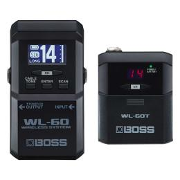 Inalámbrico guitarra Boss WL-60 Wireless System