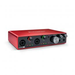 Interface audio USB Focusrite Scarlett 8i6 3rd Gen