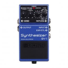 Sintetizador guitarra Boss Synthesizer SY-1