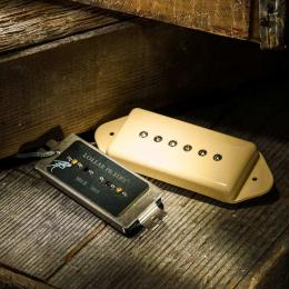Lollar Pickups P90 DogEar Set Cream (Short Neck) - Pastillas guitarra