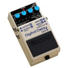 Pedal delay guitarra Boss Digital Delay DD-8